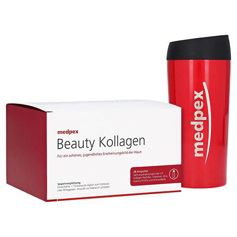 medpex Beauty Kollagen 28 Stück