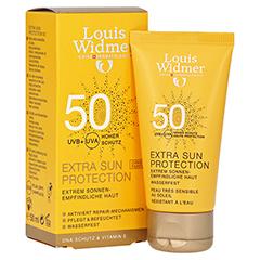 WIDMER Extra Sun Protection SPF 50 Creme unparfüm. 50 Milliliter