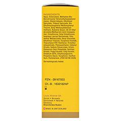 WIDMER Extra Sun Protection SPF 50 Creme unparfüm. 50 Milliliter - Rechte Seite