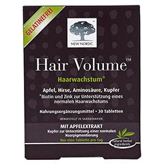 HAIR VOLUME Tabletten 30 Stück - Vorderseite