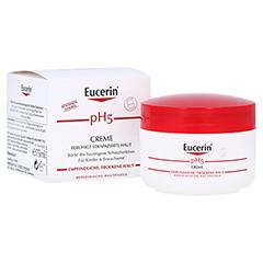 EUCERIN pH5 Creme empfindliche Haut 75 Milliliter