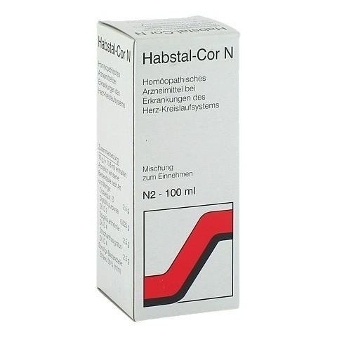 HABSTAL COR N Tropfen 100 Milliliter N2