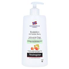 NEUTROGENA norweg.Formel Bodylotion m.Nordic Berry 400 Milliliter