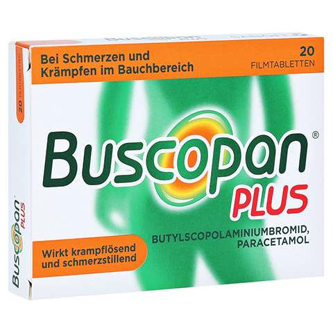 Buscopan plus 20 St�ck N1