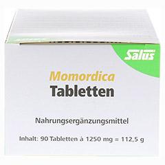 MOMORDICA DIABETIKER Tabletten mit Zimt Tabletten 90 Stück - Oberseite
