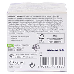 LAVERA Re-Energizing Sleeping Cream 50 Milliliter - Unterseite
