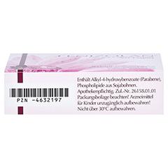 Fenizolan 600mg Vaginalovula 1 Stück N1 - Unterseite