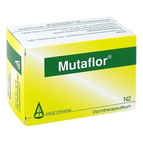 MUTAFLOR magensaftresistente Kapseln 50 Stück N2