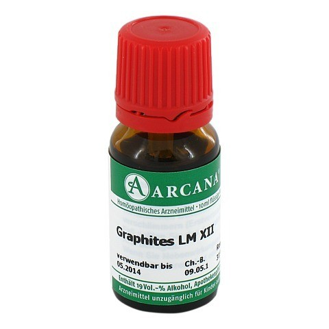 GRAPHITES Arcana LM 12 Dilution 10 Milliliter N1