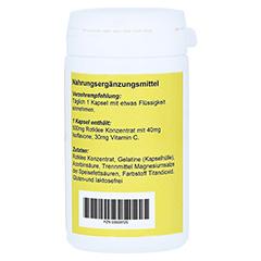 ROTKLEE ISOFLAVONE 500 mg Kapseln 60 St�ck - Rechte Seite