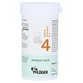 BIOCHEMIE Pflüger 4 Kalium chloratum D 6 Tabletten 400 Stück N3