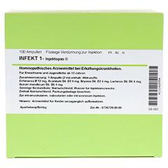 INFEKT 1-Injektopas Ampullen 100 Stück N3 - Oberseite