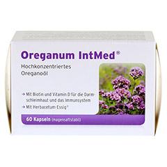 OREGANUM IntMed magensaftresistente Kapseln 60 Stück - Vorderseite