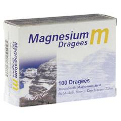 MAGNESIUM M Dragees 100 Stück