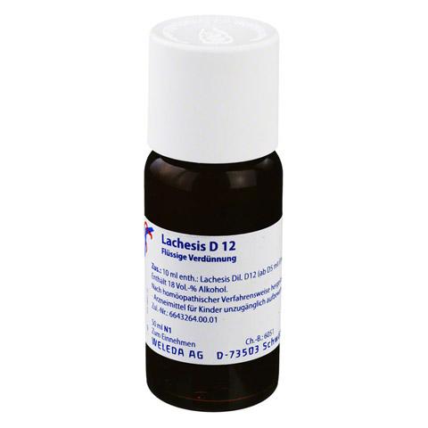 LACHESIS D 12 Dilution 50 Milliliter N1