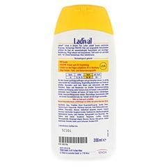 LADIVAL Schutz&Br�une Plus Lotion LSF 30 200 Milliliter - R�ckseite