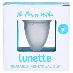 LUNETTE Menstruationskappe Modell 2 1 Stück - Vorderseite