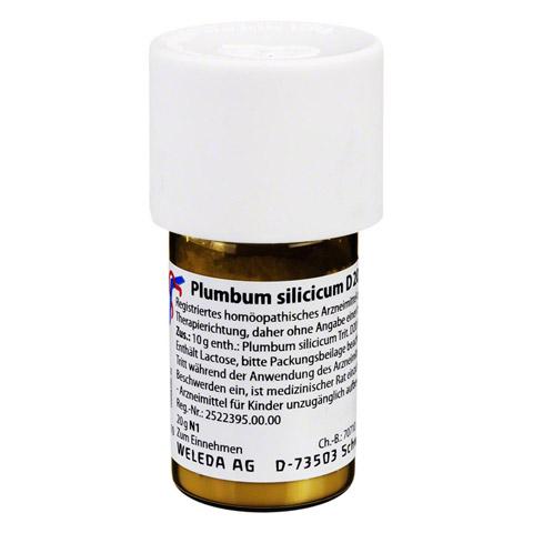 PLUMBUM SILICICUM D 20 Trituration 20 Gramm N1