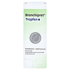 Bronchipret Tropfen 100 Milliliter N3 - Rückseite