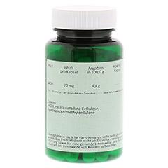 NADH 20 mg Kapseln 60 St�ck - R�ckseite