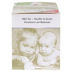 H&S Atme sanft durch Bio Baby- und Kindertee 20 Stück - Rechte Seite