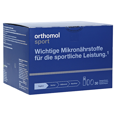 ORTHOMOL Sport Trinkfl�schchen