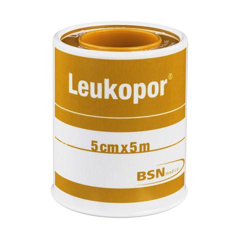 LEUKOPOR 5 cmx5 m 1 Stück