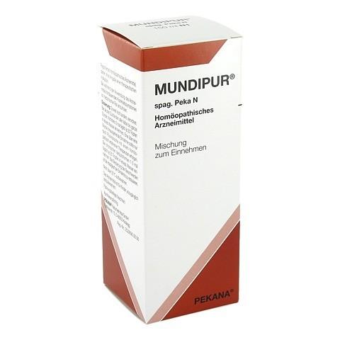 MUNDIPUR spag.Peka N Saft 150 Milliliter N3