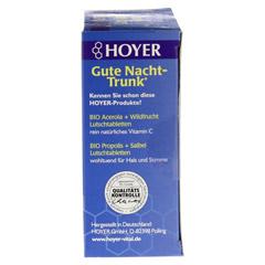 HOYER Gute Nacht Trunk Trinkampullen 10x10 Milliliter - Linke Seite