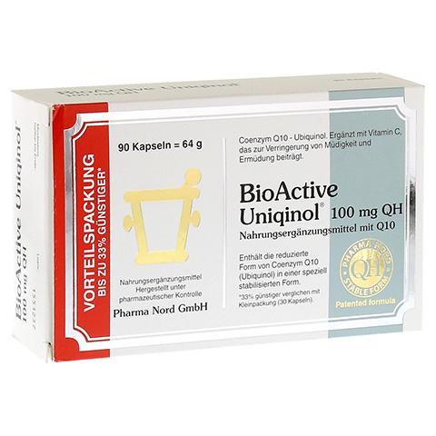 BIOACTIVE Uniqinol 100 mg QH Pharma Nord Kapseln 90 Stück