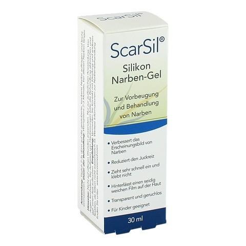 SCARSIL Silikon Narben Gel 30 Milliliter