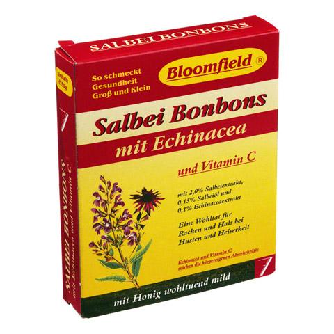BLOOMFIELD Salbei Bonbons m.Echinacea 50 Gramm