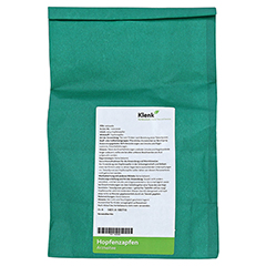 HOPFENZAPFEN Tee 250 Gramm - Rückseite