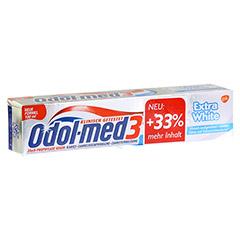 ODOL MED 3 Extra White Zahnpasta 100 Milliliter