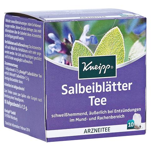 Kneipp Salbeiblätter-Tee 10 Stück