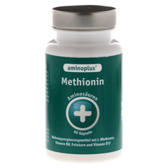 AMINOPLUS Methionin plus Vitamin B Komplex Kapseln 60 Stück