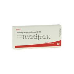 CARTILAGO ARTIC.COXAE GL D 6 Ampullen 10x1 Milliliter N1