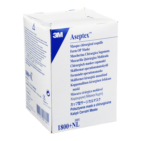 ASEPTEX Atemmaske 50 St�ck