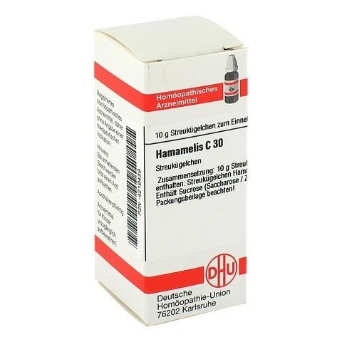 HAMAMELIS C 30 Globuli 10 Gramm N1