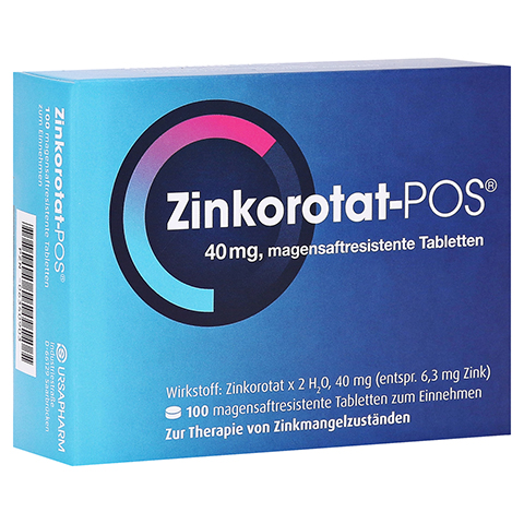 Zinkorotat-POS 100 Stück N3