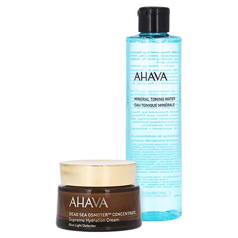 AHAVA DSOC supreme Hydration Creme + gratis Ahava Mineral Toning Water 250 ml 50 Milliliter