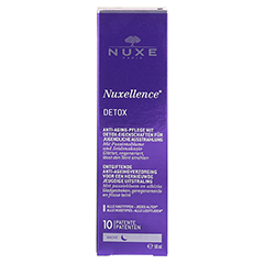 NUXE Nuxellence Detox Creme 50 Milliliter - Vorderseite