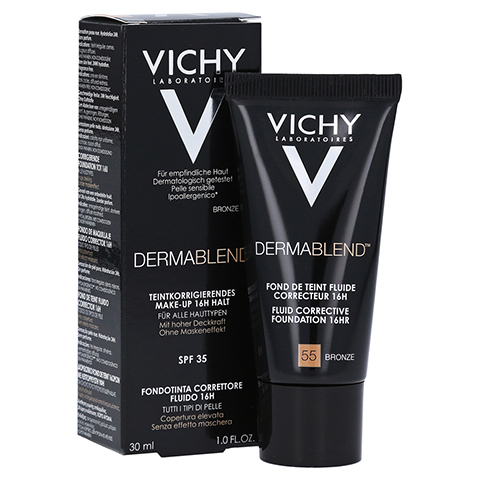VICHY DERMABLEND Make-up 55 30 Milliliter