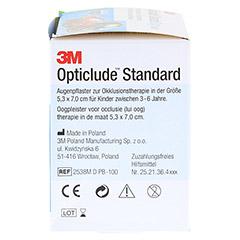 Opticlude 3M Standard Disney Pflaster Boys midi 100 Stück - Rechte Seite