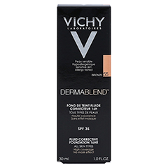 VICHY DERMABLEND Make-up 55 30 Milliliter - Rückseite