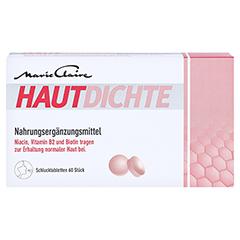 MARIE Claire Hautdichte Tabletten 60 Stück - Vorderseite