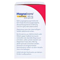 MAGNETRANS duo-aktiv 400 mg Sticks 50 Stück - Linke Seite