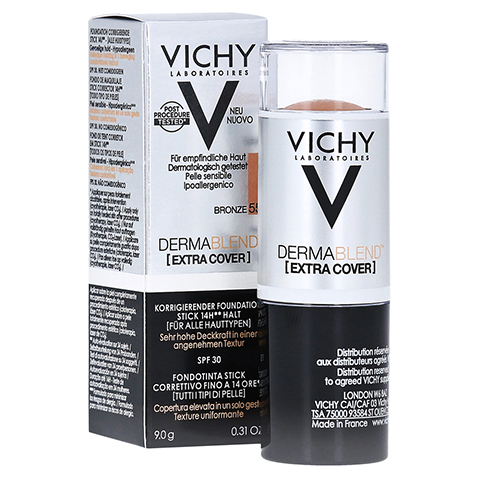 VICHY DERMABLEND Extra Cover Stick 55 9 Gramm