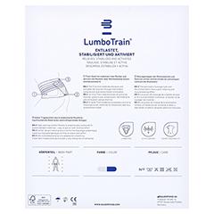LUMBOTRAIN Gr.6 titan 1 Stück - Rückseite