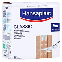 Hansaplast Classic Pflaster 4 cmx5 m 1 Stück